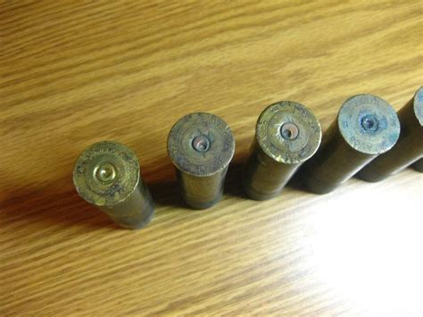 12 Gauge Ammo For Old Rifles