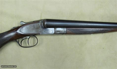 12 Gauge Double Barrel Shotgun
