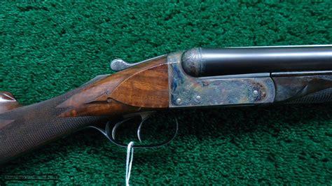12 Gauge Double Barrel Shotgun Remington