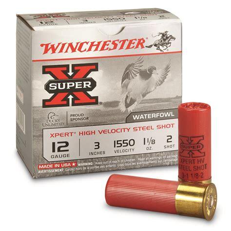 12 Gauge Hunting Shotgun Shells