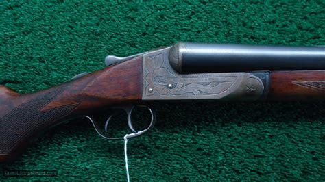 12 Gauge Ithaca Double Barrel Shotgun