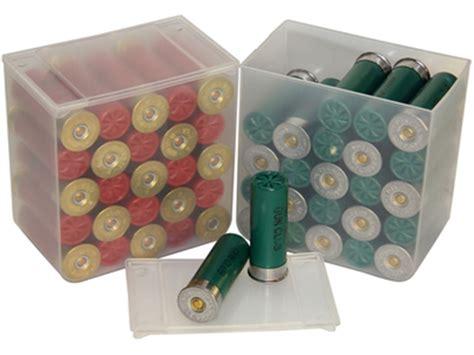 12 Gauge Plastic Ammo Box