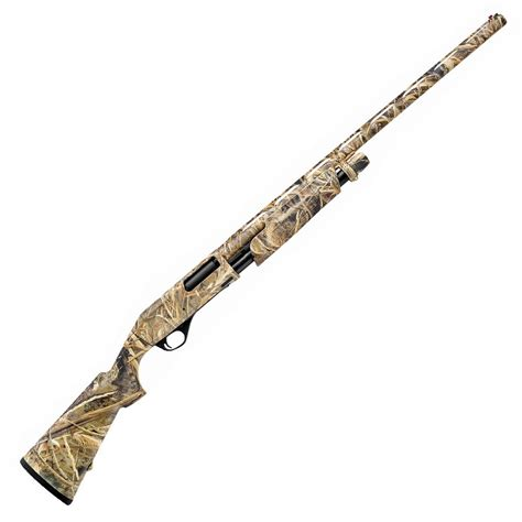 12 Gauge Pump Action Shotgun Camo
