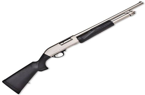 12 Gauge Pump Action Shotgun Diagram