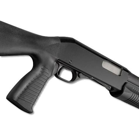 12 Gauge Pump Action Shotgun With Pistol Grip