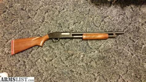 12 Gauge Pump Shotgun Short Barrel