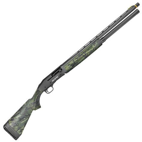 12 Gauge Semi Automatic Shotgun With Fiber Optic Sights