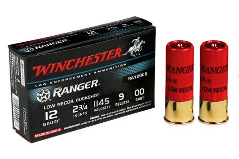 12 Gauge Shotgun Recoil
