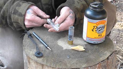 12 Gauge Shotgun Reloading Powder