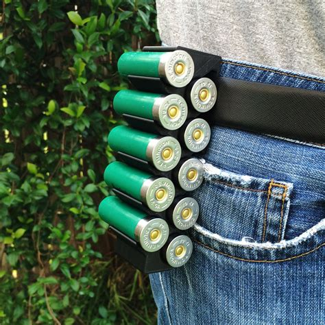 12 Gauge Shotgun Shell Holder