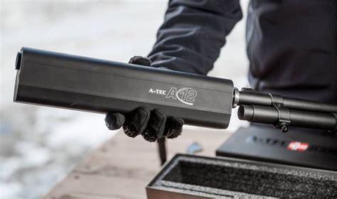 12 Gauge Shotgun Sound Suppressor