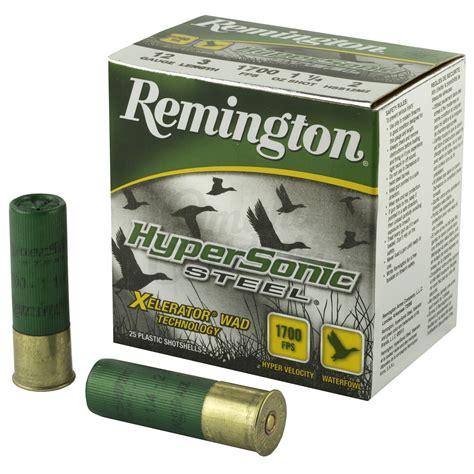 12 Gauge Steel Shot Ammo For Sale