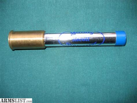 12 Gg Shotgun Recoil Suppressor
