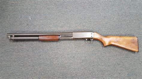 12 Guage Shotgun 20p Shotgun