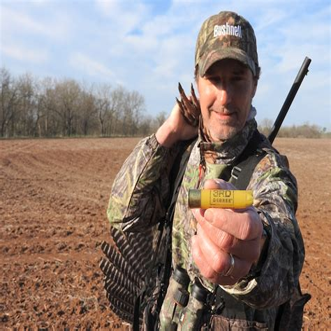 12 Or 20 Gauge Shotgun For Hunting Turkey