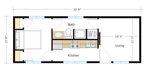 12-Foot-Wide-Tiny-House-Plans