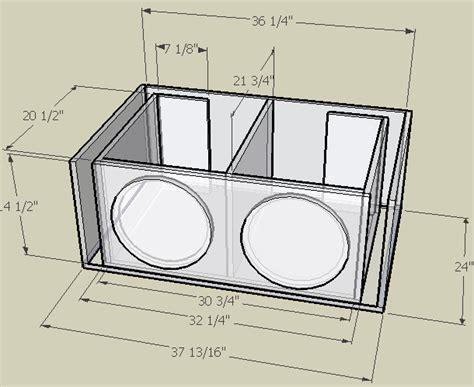 12-Subwoofer-Box-Plans