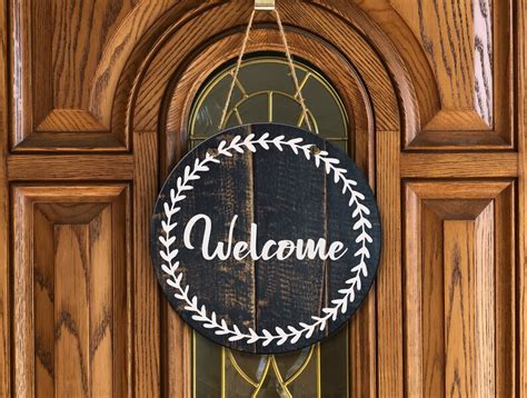 12 inch round wood Image