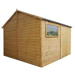 12 x 10 garden shed Image