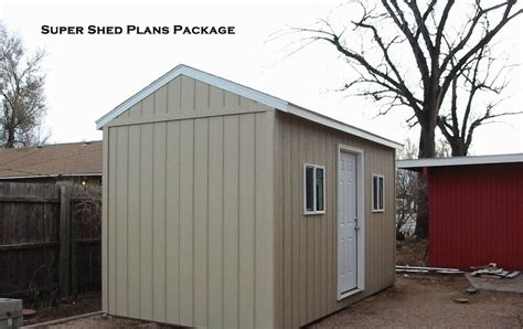 12 x 10 shed plans free Image