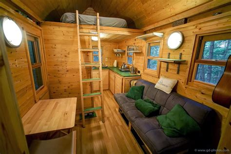 120 Square Feet Tiny House Plans