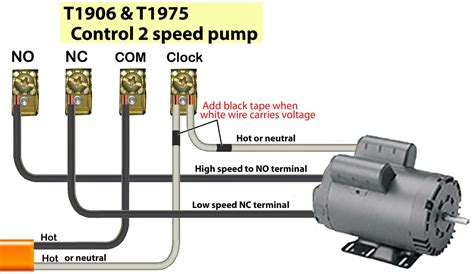 120 Volt Pool Pump Motor Wiring Diagram