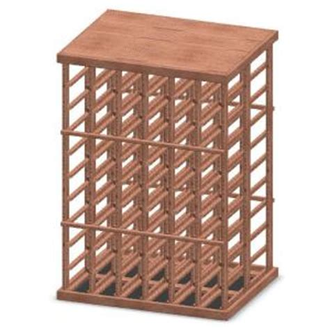 120-Bottle-Wine-Rack-Plans