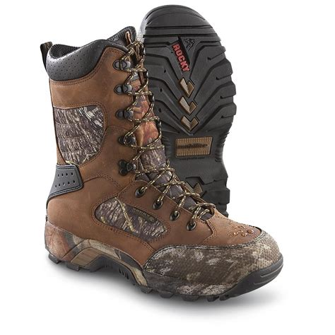 1200 Gram Hunting Boots
