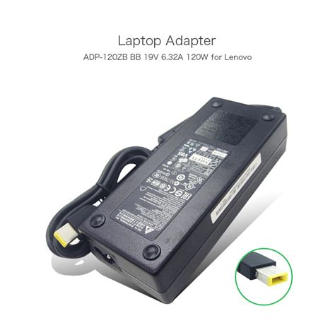 120W 6.32A 19V AC Adapter Power Charger For Lenovo PA-1121-04 36200440 54Y8916