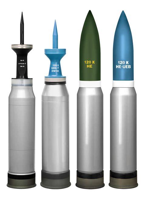 120mm Ammo