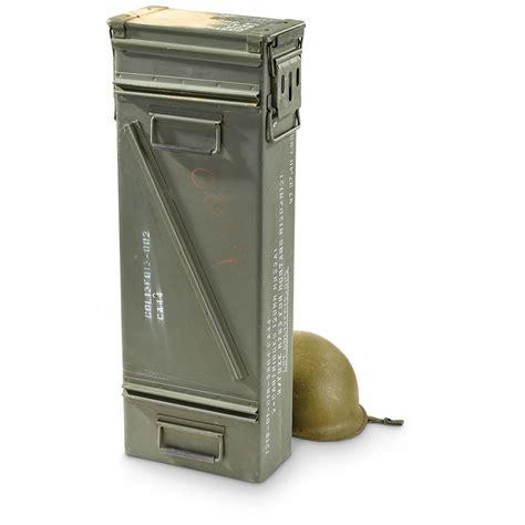 120mm Ammo Can Ammo Storage