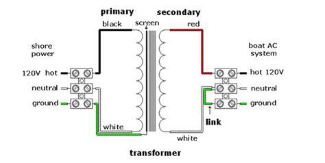 120v Isolation Transformer Wiring Diagram