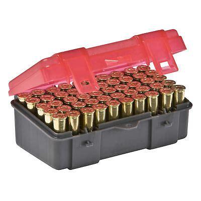 122550 50 Count Handgun Ammo Case