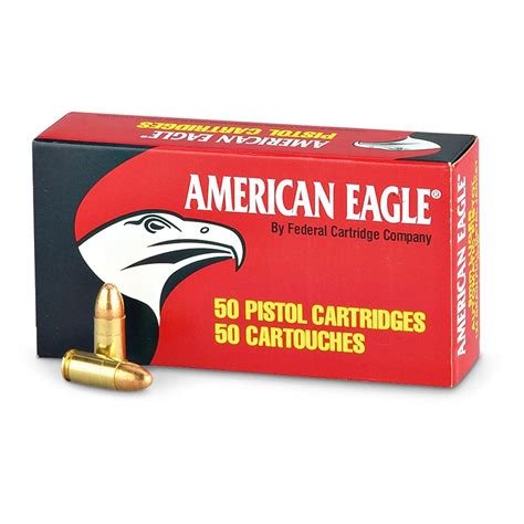 124 Grain 9mm Ammunition
