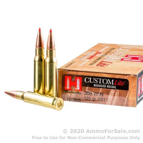 125gr 308 Ammo