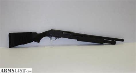 12g Pardner Pump Shotgun