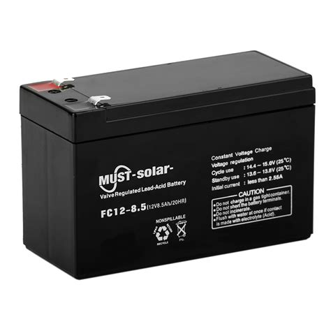 12v Sealed Lead Acid Battery Recovery