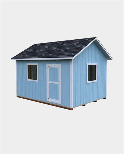 12x12-Easy-Shed-Plan