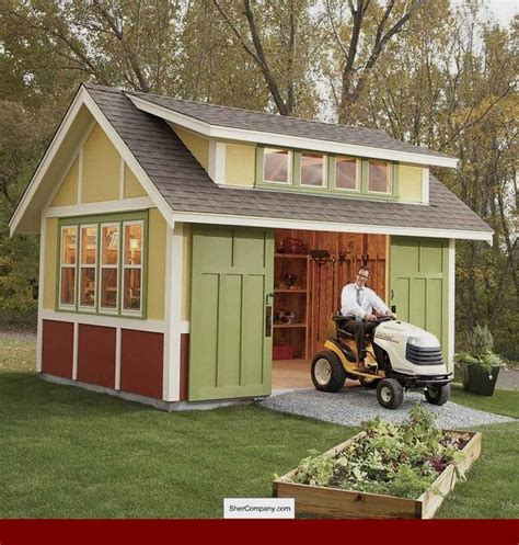 12x16-Gable-Roof-Shed-Plans