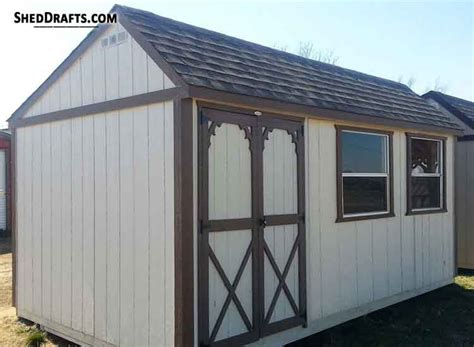 12x20-Saltbox-Shed-Plans