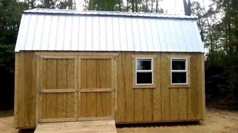 12x20-Shed-Plans-With-Loft