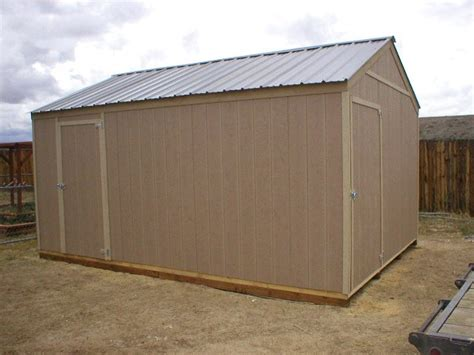 12x20 shed cost Image