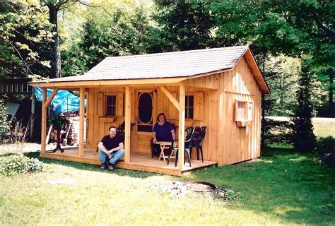 12x24 Storage Shed With Porch Plans