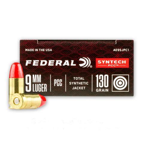 130 Pf 9mm Ammo