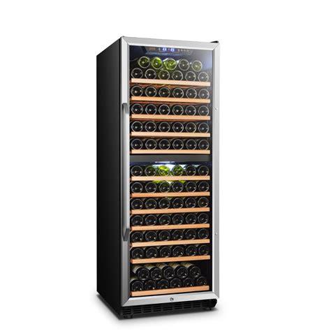 138 Bottle Dual Zone Convertible Wine Cellar