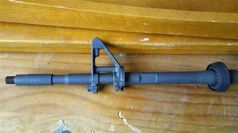 14 5 Colt Barrel