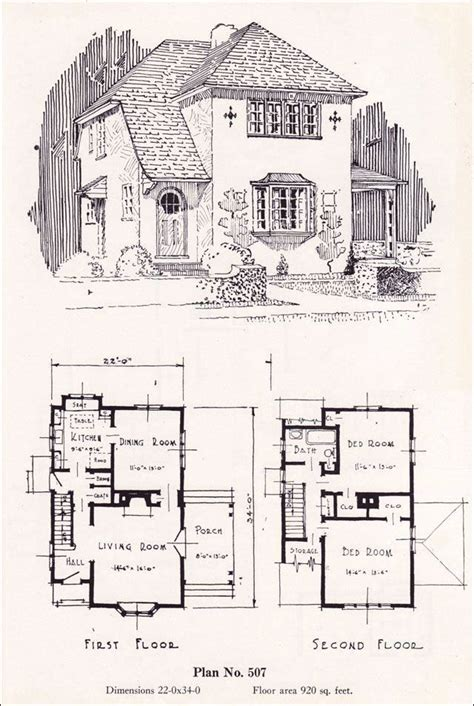 14-Foot-Wide-House-Plans