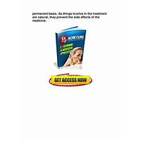 14 days acne cure step by step