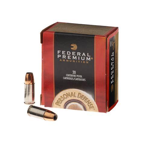 147 Grain Hydrashock 9mm Ammo
