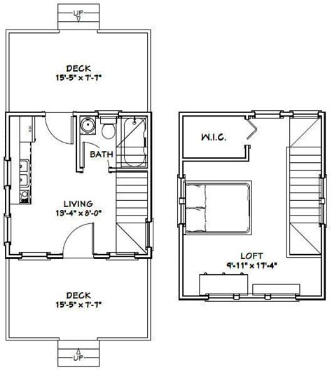 14x14-Tiny-House-Floor-Plans